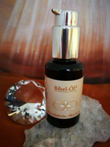 €15,50 | Zeremonien- Bibel- Öl- Spray     Kraft der Weiblichkeit